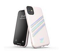 Coque Adidas Originals iPhone 11 Samba rose