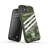 Coque Adidas Originals  iPhone 11 Samba camouflage vert