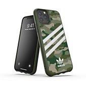 Coque Adidas Originals iPhone 11 Pro Samba camouflage vert