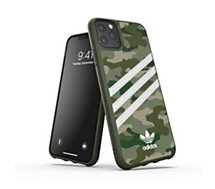 Coque Adidas Originals  iPhone 11 Pro Max Samba camouflage vert