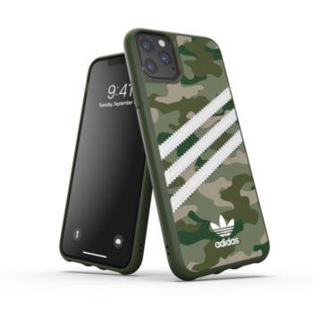 Adidas Originals iPhone 11 Pro Max Samba camouflage vert
