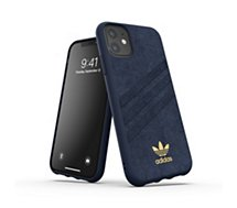 Coque Adidas Originals  iPhone 11 Gazelle premium bleu