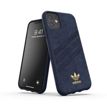 Adidas Originals iPhone 11 Gazelle premium bleu