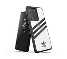 Coque Adidas Originals  Samsung S20 Ultra Samba blanc/noir