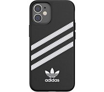 Coque Adidas Originals  iPhone 12 mini Samba noir/blanc