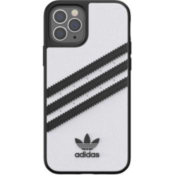 Adidas Originals iPhone 12/12 Pro Samba blanc/noir