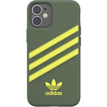 Adidas Originals iPhone 12 mini Samba vert/jaune