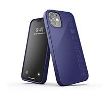 Coque Superdry  iPhone 12 mini bleu