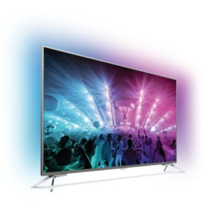 TV LED Philips 55PUS7101 4K 2000 PPI SMART TV