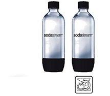 Bouteille Sodastream  Pack 2 bouteilles 1L Lave-Vaisselle