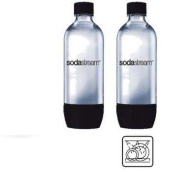 Sodastream Pack 2 bouteilles 1L Lave-Vaisselle