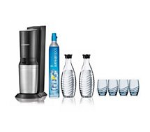Machine à soda Sodastream  CRYSTAL PACK VERRE