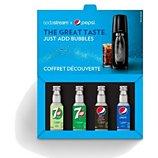 Concentré Sodastream  Coffret découverte PEPSI