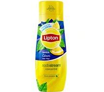 Concentré Sodastream  Lipton Ice Tea Citron 440ml