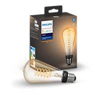 Ampoule connectée Philips  HW Giant Filament Edison E27