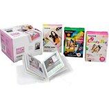 Papier photo instantané Fujifilm  Pack 3 films Instax mini +Album
