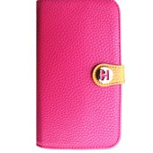 Accessoire Amante Galaxy S4 portefeuille HEMO mat rose