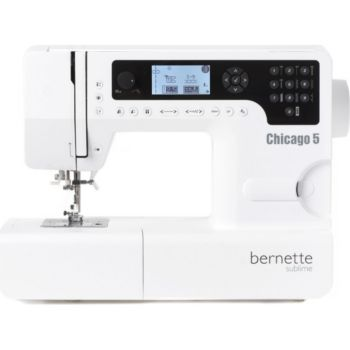 Bernette By Bernina Chicago 5 Quilt & Patchwork