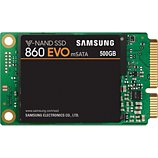 Disque SSD interne Samsung  SSD 500Go 860 EVO Msata MZ-M6E500BW