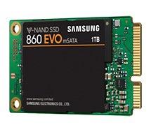 Disque SSD interne Samsung  SSD 1To 860 EVO Msata MZ-M6E1T0BW