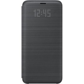 Samsung S9 LED View Cover noir