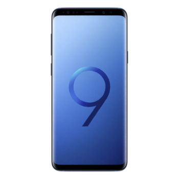 Samsung Galaxy S9+ bleu 				 			 			 			 				reconditionné