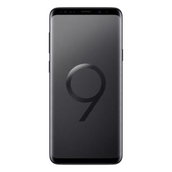 Samsung Galaxy S9 noir 				 			 			 			 				reconditionné