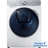 Lave linge connecté Samsung WW10M86GNOA QuickDrive
