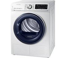 Sèche linge pompe à chaleur Samsung QuickDrive DV90N62632W/EF
