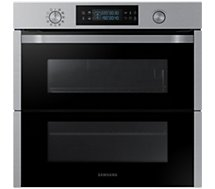 Four encastrable Samsung  NV75N5671BS DUAL COOK FLEX
