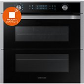 Four encastrable Samsung DUAL COOK FLEX NV75N7677RS