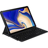 Clavier tablette Samsung  Book cover Noir Tab S4