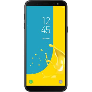 Samsung Galaxy J6 Noir     reconditionné