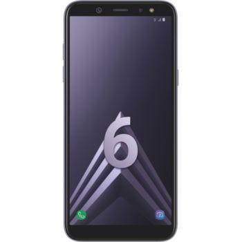 Samsung Galaxy A6 Silver Blue     reconditionné