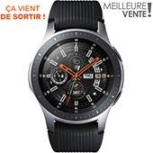 Montre connectée Samsung Galaxy Watch Gris Acier 46mm