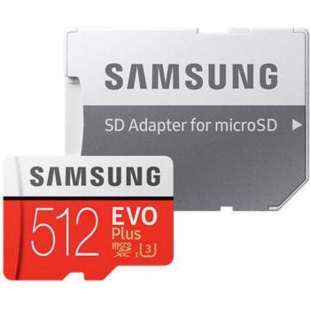 Samsung Micro SD 512GO EVO PLUS