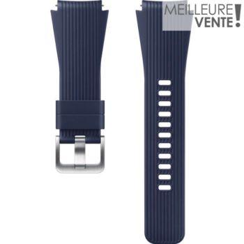 Samsung 22 mm Silicone bleu