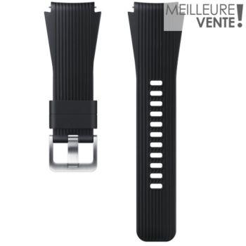 Samsung 22 mm Silicone noir