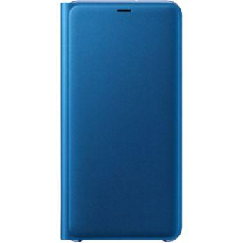 Samsung A7 Flip Wallet bleu