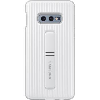 Samsung S10e Antichoc Fonction Stand blanc