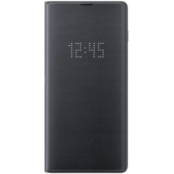 Samsung S10+ LED View Cover noir