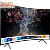 b720dbba504 TV 4K UHD - Smart TV - TV connectée Écran incurvé