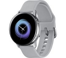 Montre connectée Samsung  Galaxy Watch Active Silver 40mm