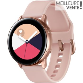 Samsung Galaxy Watch Active Rose Gold 40mm