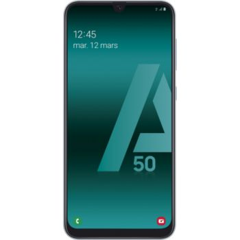 Samsung Galaxy A50 Blanc 				 			 			 			 				reconditionné