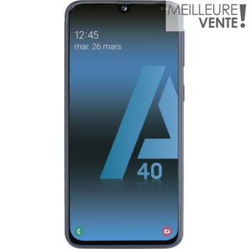 Samsung Galaxy A40 Noir