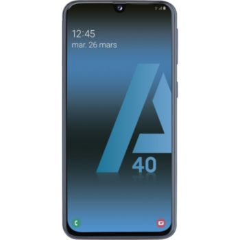Samsung Galaxy A40 Noir 				 			 			 			 				reconditionné