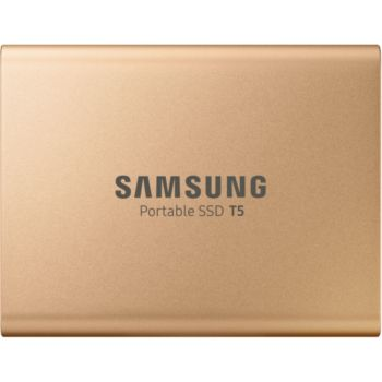 Samsung Portable SSD T5 500Go Or