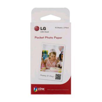 LG PS2203 Pocket Photo 3x10F