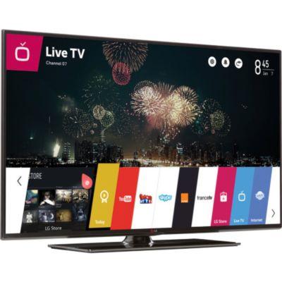 TV LED LG 47LB650V 500Hz MCI Smart 3D